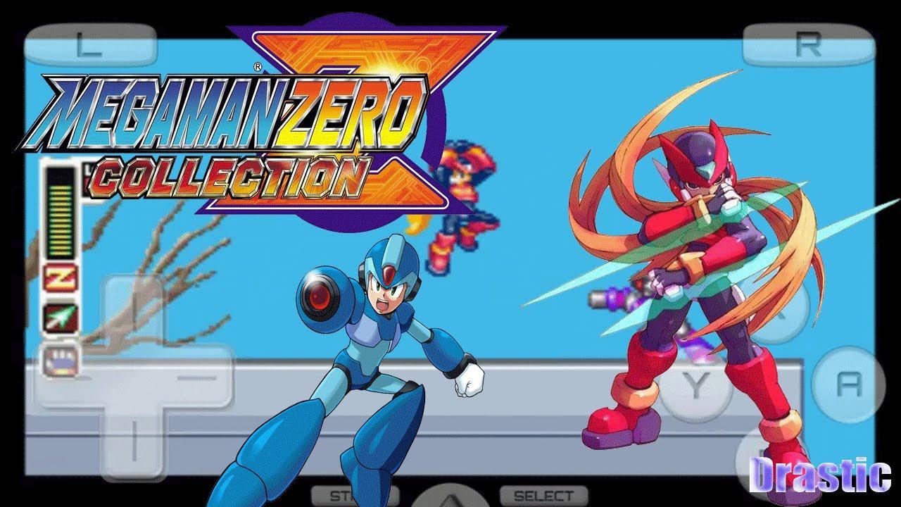 Mega Man Zero Collection wallpapers, Video Game, HQ Mega Man