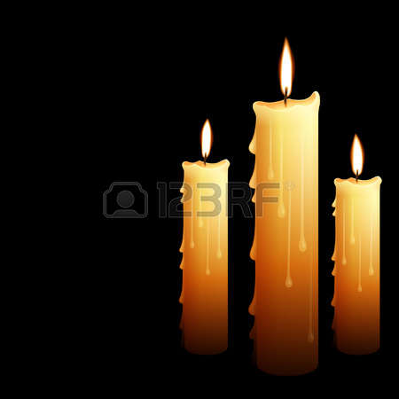 Nice wallpapers Melting Candle 450x450px