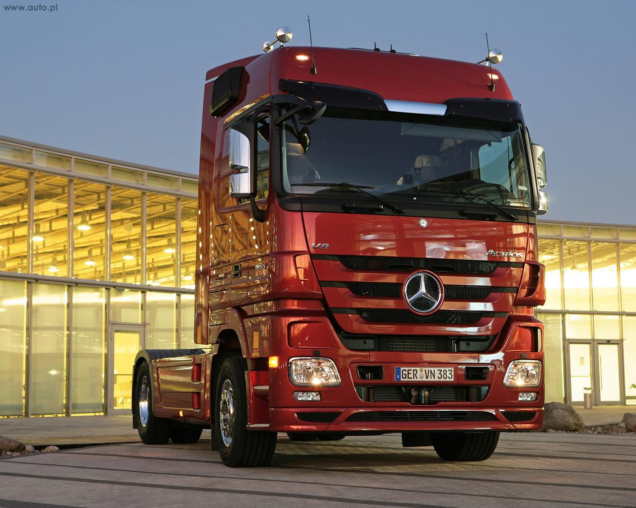 Mercedes-Benz Actros wallpapers, Vehicles, HQ Mercedes-Benz