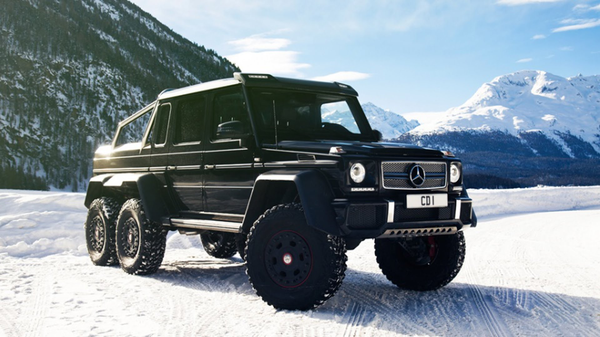 Most Viewed Mercedes Benz G63 Amg 6x6 Wallpapers 4k Wallpapers