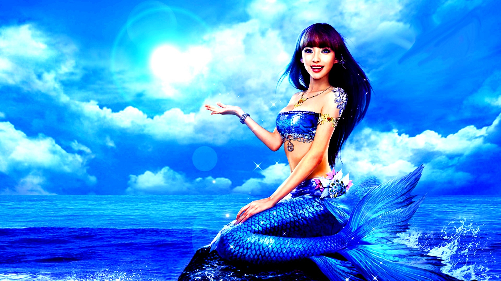 Images of Mermaid   1600x900