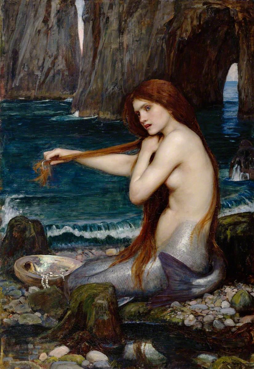 HQ Mermaid Wallpapers   File 164.67Kb