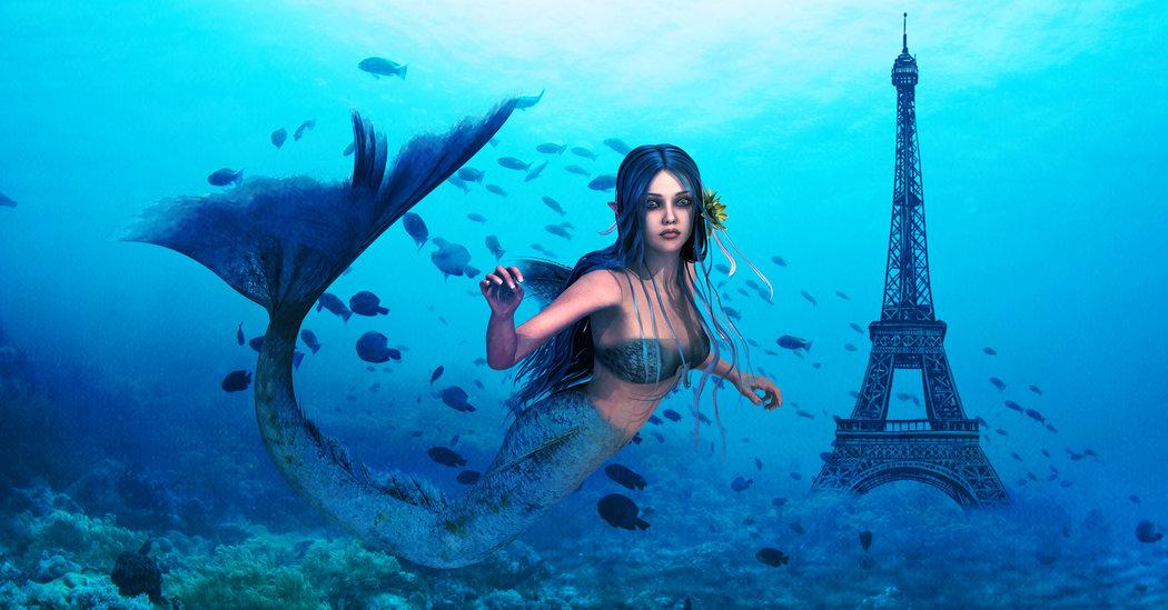 Nice Images Collection: Mermaid Desktop Wallpapers