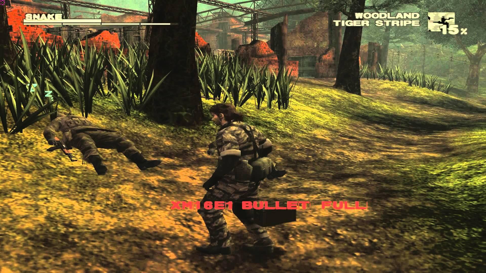 Metal Gear Solid 3 Snake Eater Wallpapers Video Game Hq Metal