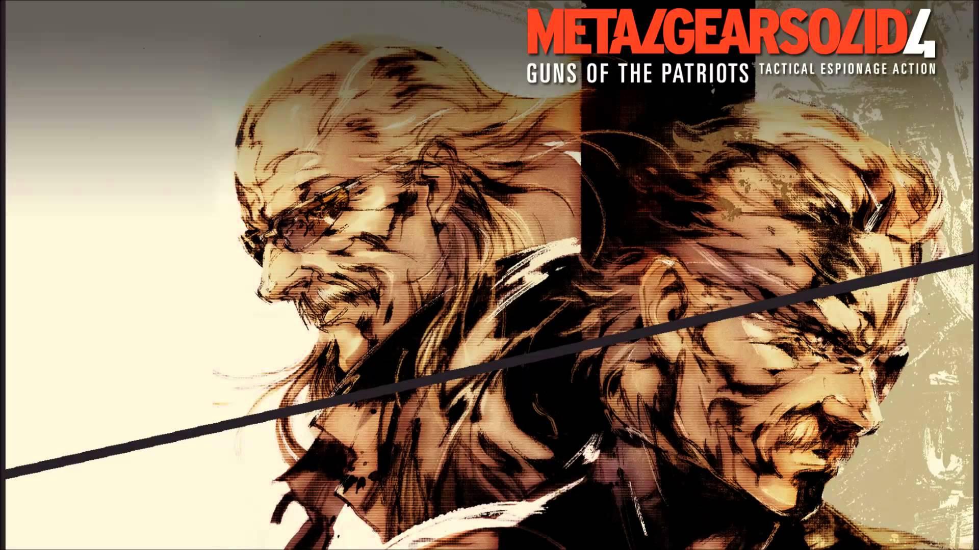 Metal gear solid 2: sons of liberty original soundtrack | metal.