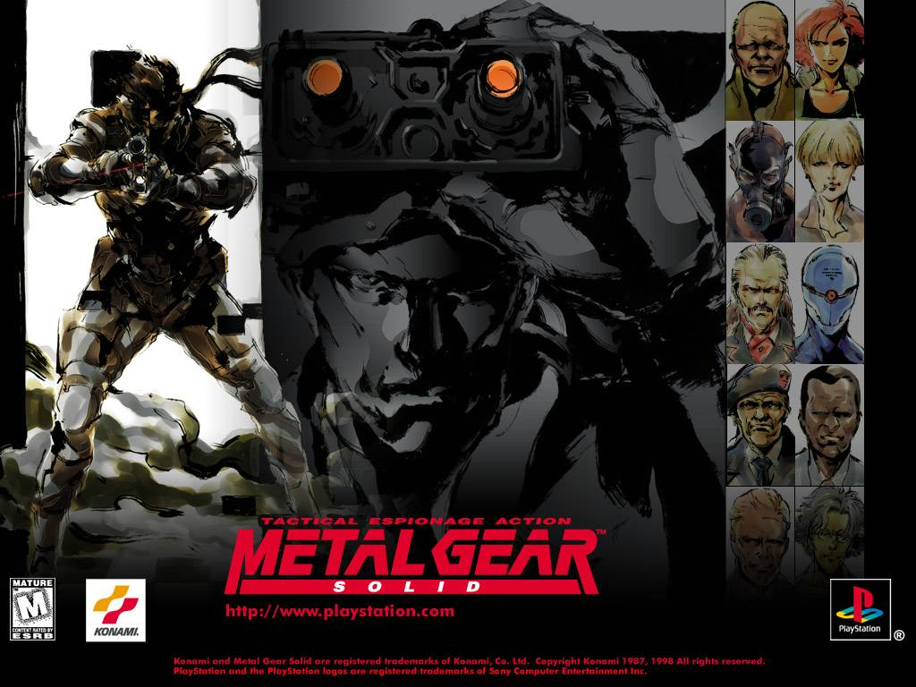 Most Viewed Metal Gear Solid Integral Wallpapers 4k Wallpapers