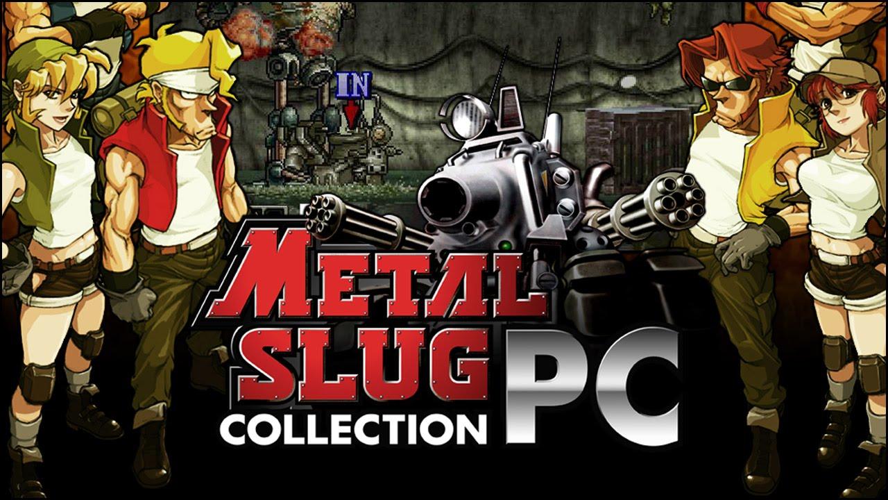 Metal Slug Collection Wallpapers Video Game Hq Metal Slug Collection Pictures 4k Wallpapers 2019