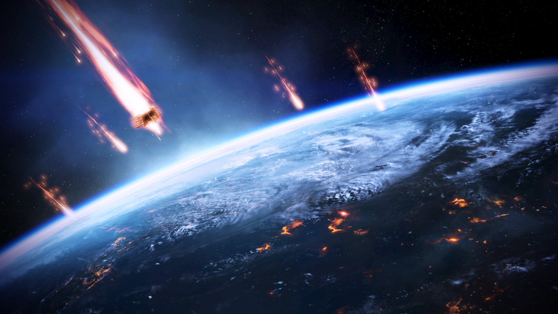 Meteor Pics, Earth Collection