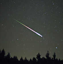 Meteor High Quality Background on Wallpapers Vista