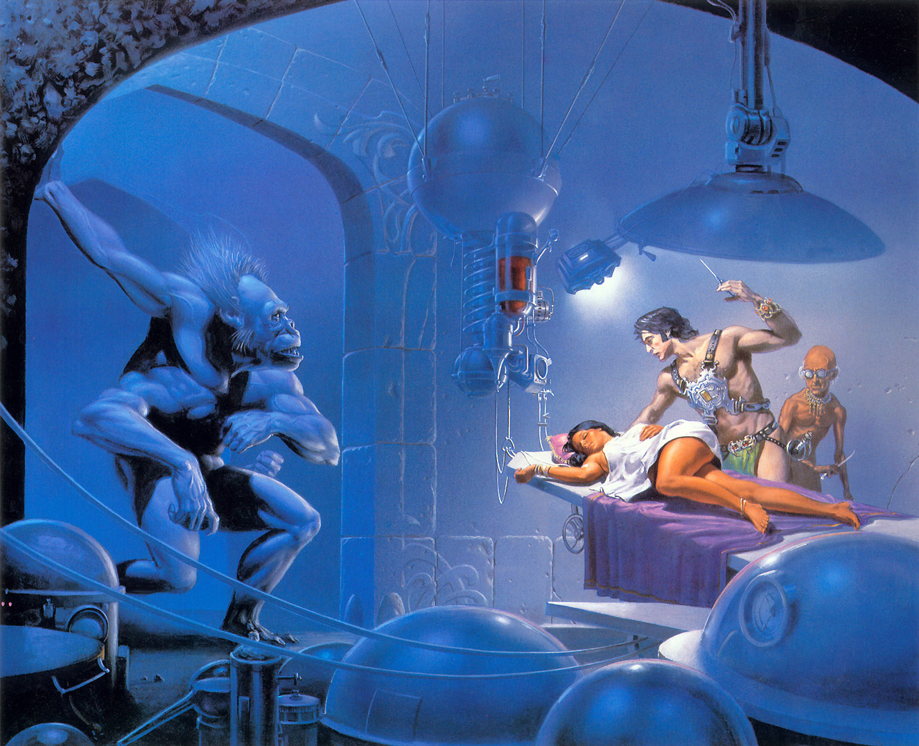Michael Whelan High Quality Background on Wallpapers Vista