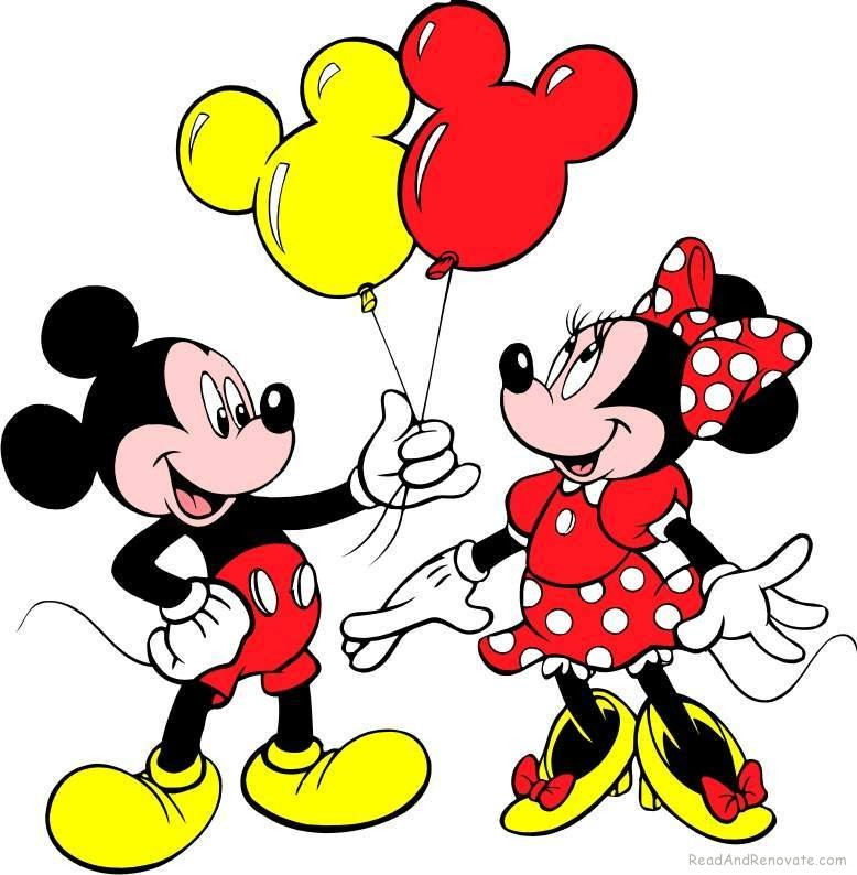High Resolution Wallpaper | Mickey And Minnie 778x794 px