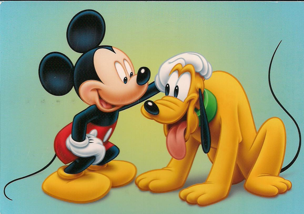 HD Quality Wallpaper | Collection: Cartoon, 1156x816 Mickey And Pluto
