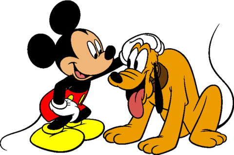 Mickey And Pluto #15