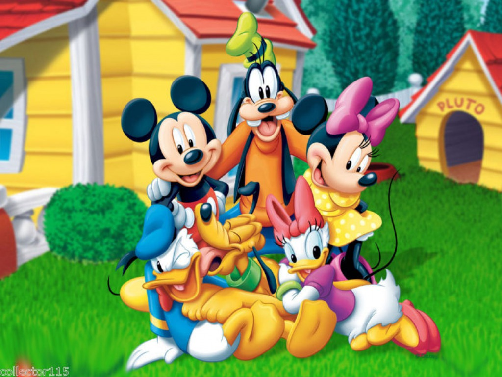 Mickey Mouse And Friends High Quality Background on Wallpapers Vista