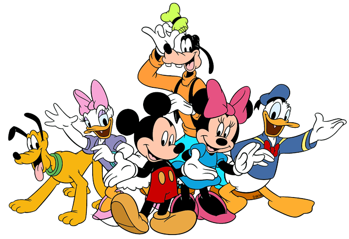 700x479 > Mickey Mouse And Friends Wallpapers