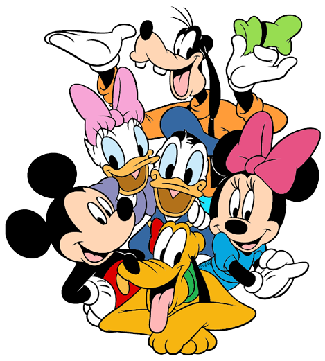 Mickey Mouse And Friends Backgrounds, Compatible - PC, Mobile, Gadgets| 469x521 px