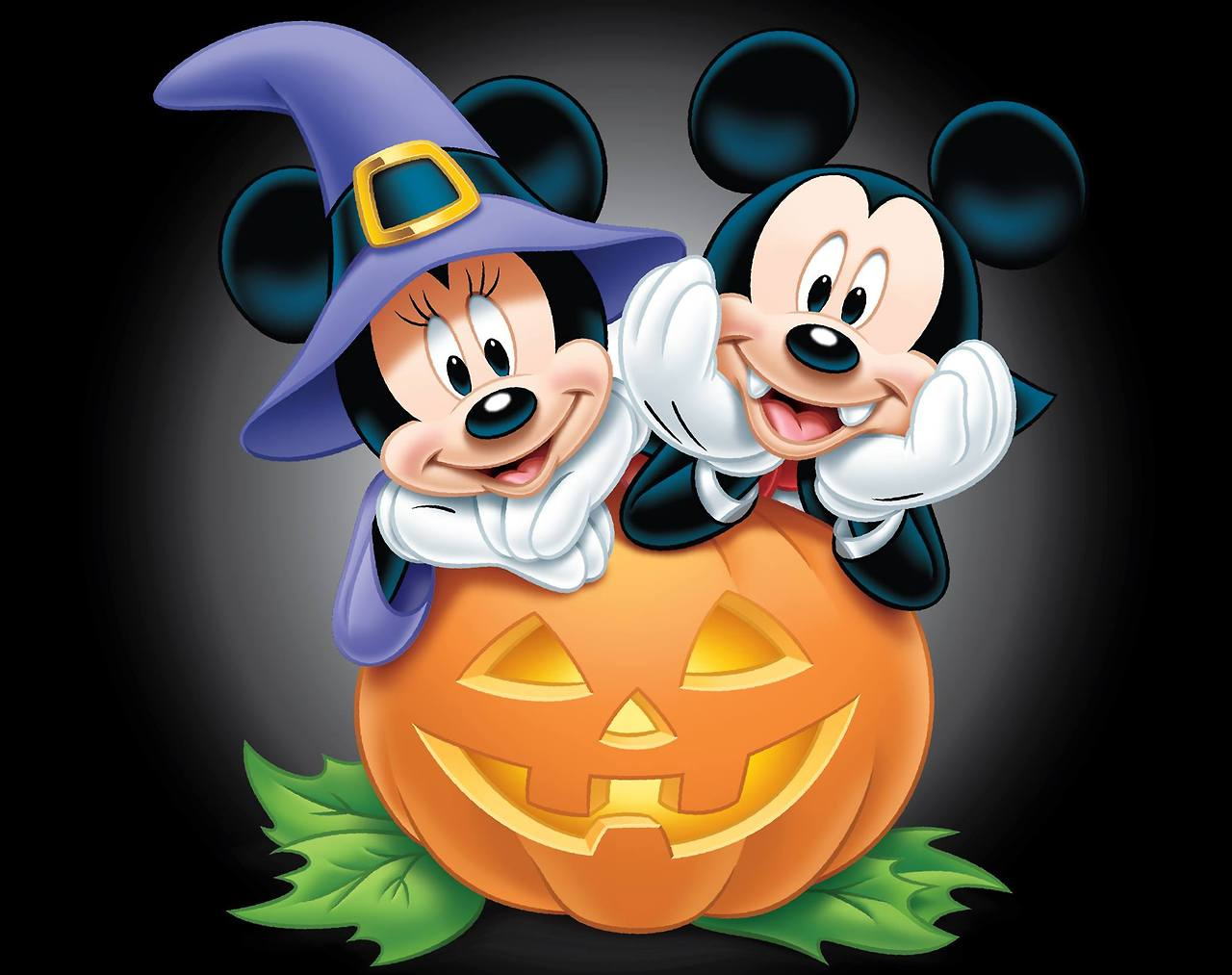 HQ Mickey Mouse Halloween Wallpapers | File 97.37Kb