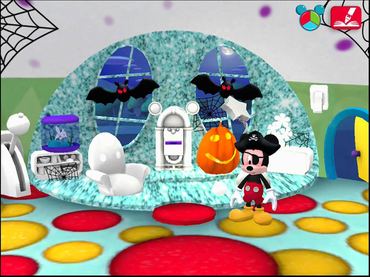 Mickey Mouse Halloween Backgrounds, Compatible - PC, Mobile, Gadgets| 1280x960 px