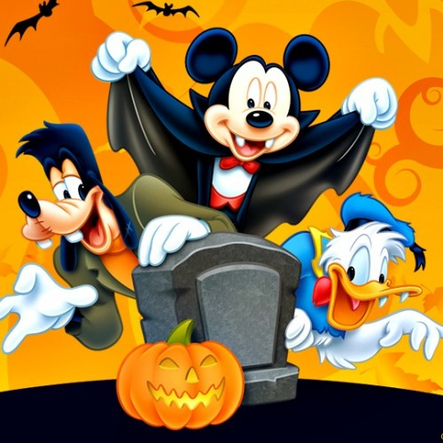 HQ Mickey Mouse Halloween Wallpapers | File 68.52Kb
