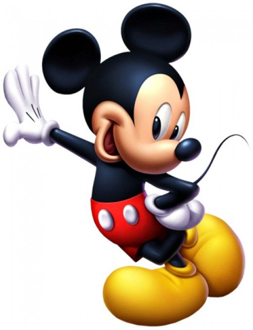 HD Quality Wallpaper | Collection: Comics, 520x676 Mickey Mouse