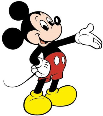 Nice Images Collection: Mickey Desktop Wallpapers
