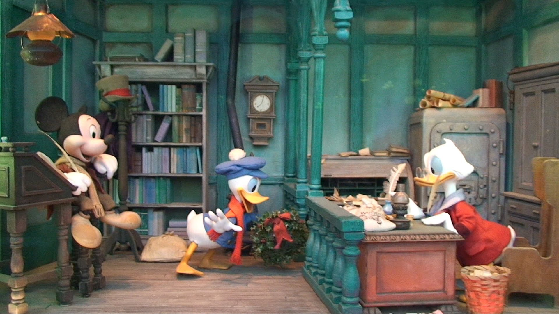 Mickey's Christmas Carol High Quality Background on Wallpapers Vista