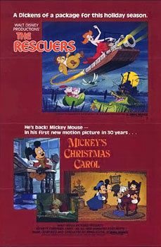 Mickey's Christmas Carol Backgrounds, Compatible - PC, Mobile, Gadgets| 229x350 px