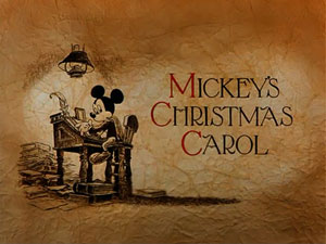 Amazing Mickey's Christmas Carol Pictures & Backgrounds