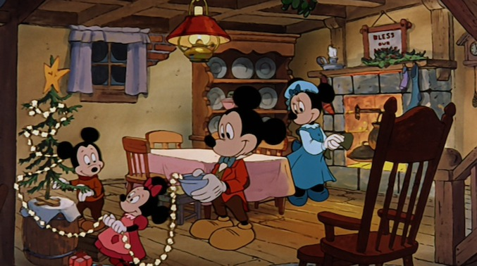 Images of Mickey's Christmas Carol | 677x378