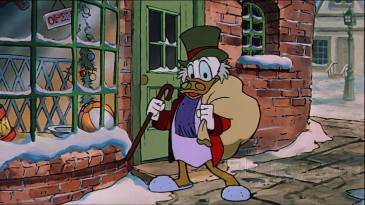 728x409 > Mickey's Christmas Carol Wallpapers