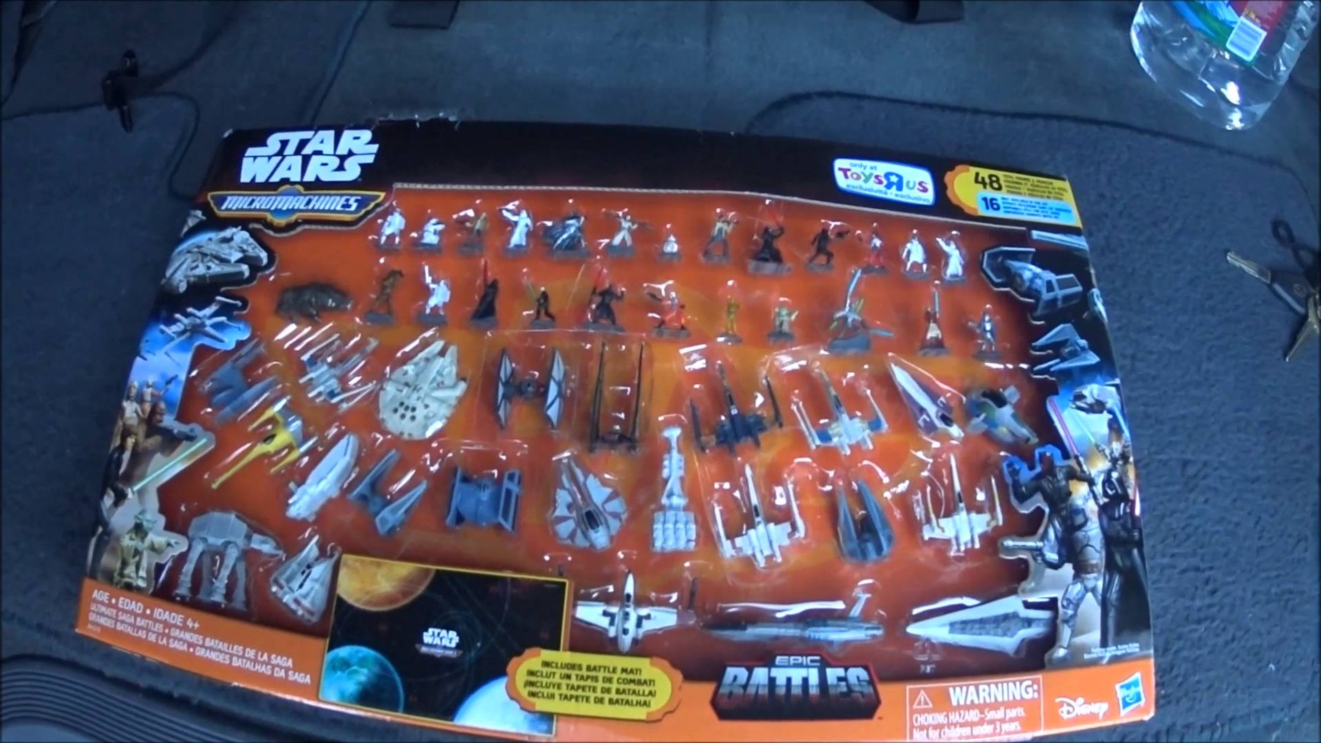 Micro Machines Pics, Products Collection