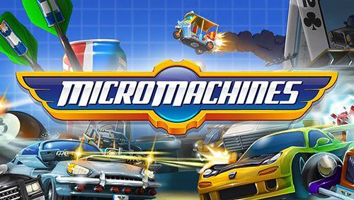 Micro Machines HD wallpapers, Desktop wallpaper - most viewed