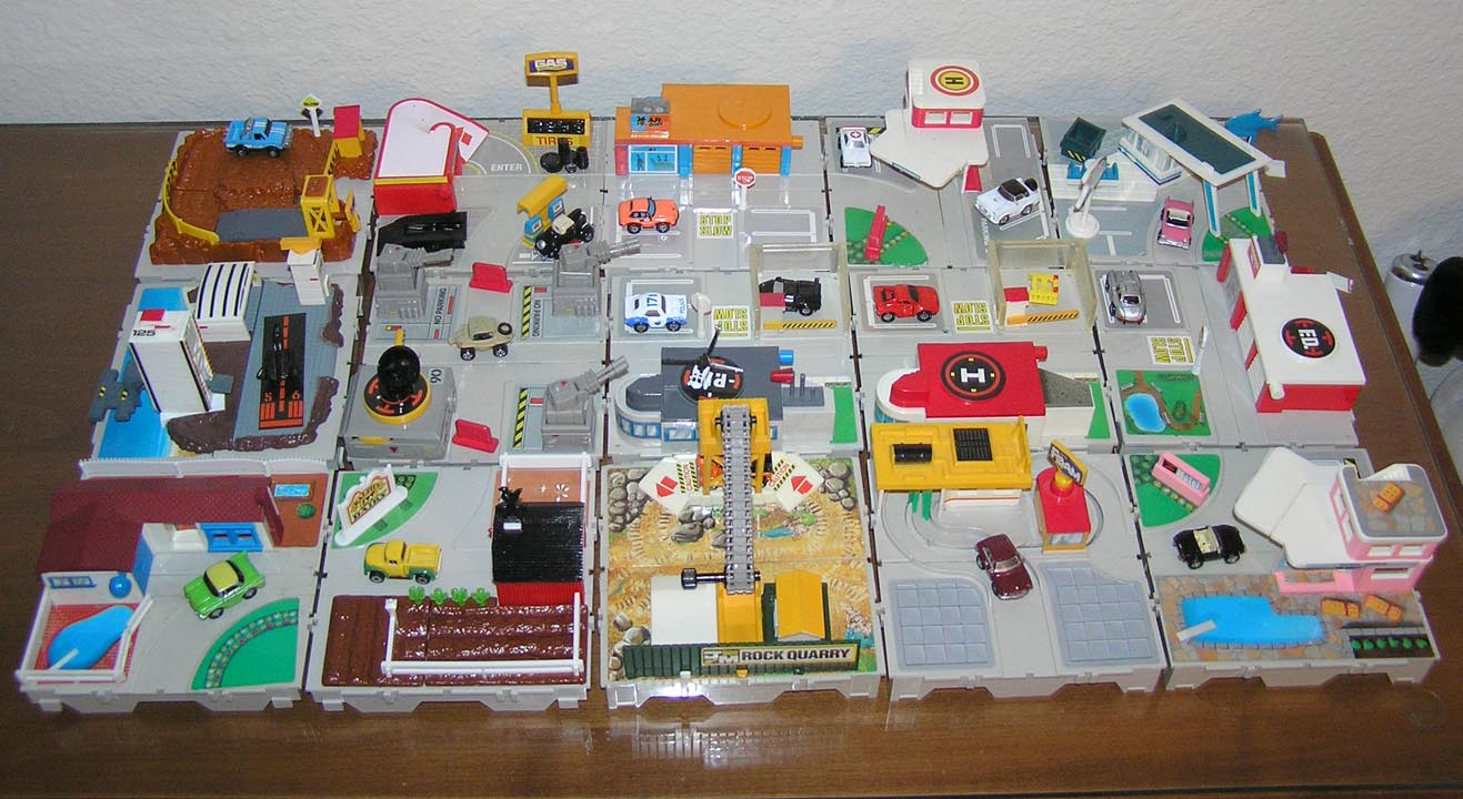 Nice Images Collection: Micro Machines Desktop Wallpapers