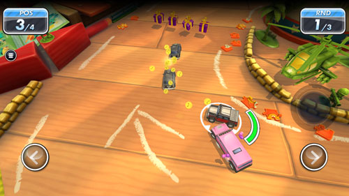 Nice wallpapers Micro Machines 500x281px