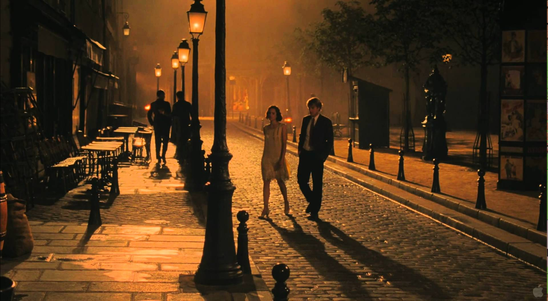 HQ Midnight In Paris Wallpapers | File 176.64Kb