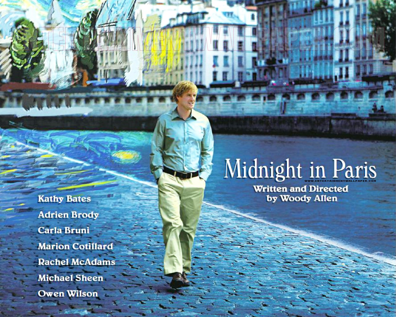Midnight In Paris High Quality Background on Wallpapers Vista