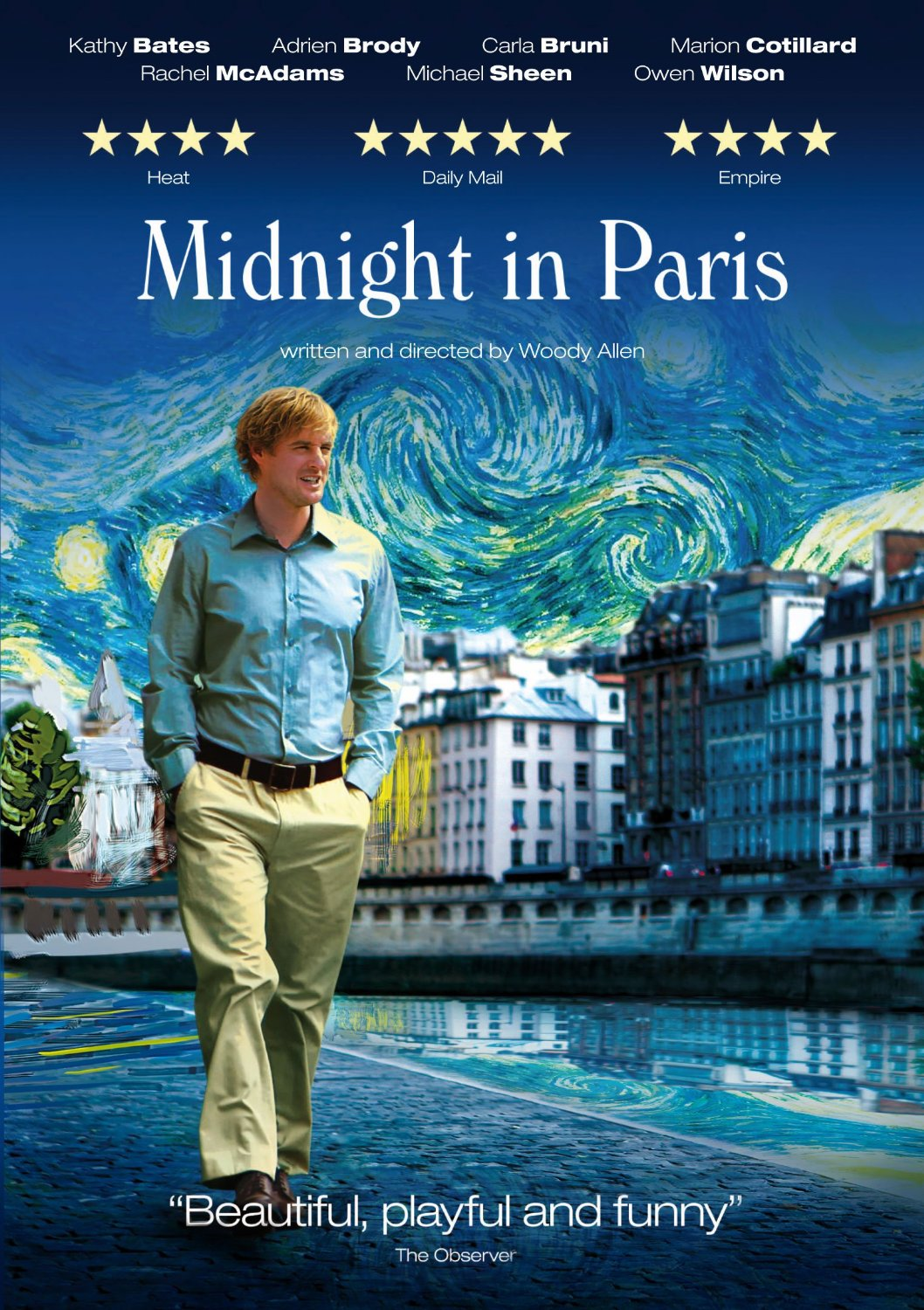 HD Quality Wallpaper | Collection: Movie, 1058x1500 Midnight In Paris