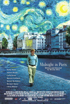 Nice wallpapers Midnight In Paris 300x442px