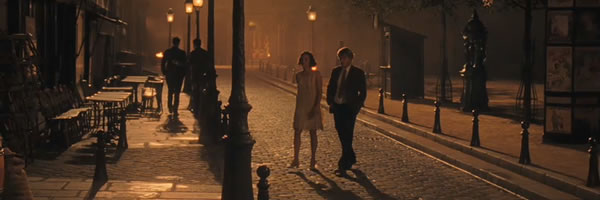Nice wallpapers Midnight In Paris 600x200px