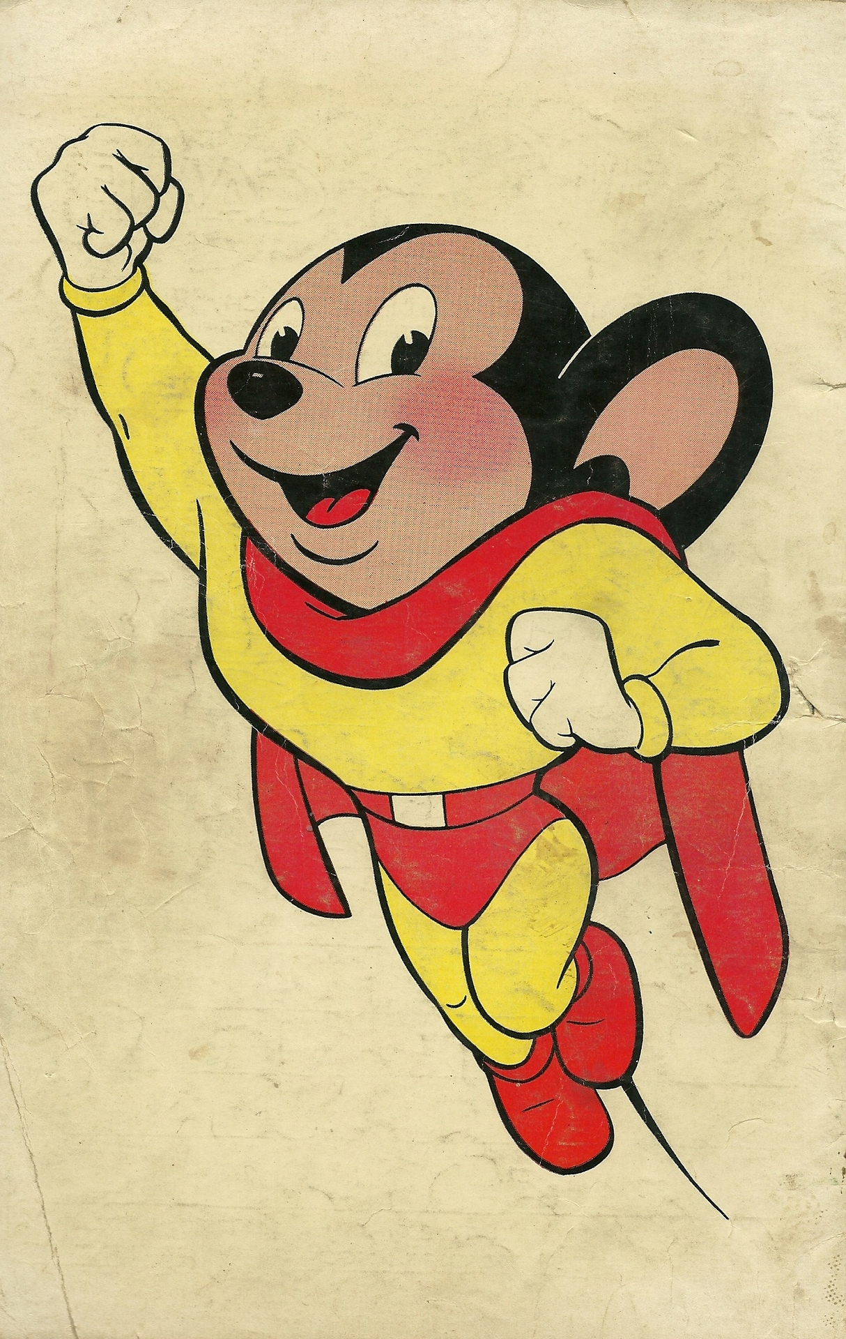 Mighty Mouse High Quality Background on Wallpapers Vista
