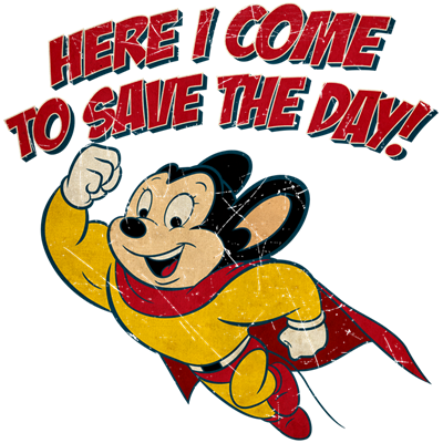 Mighty Mouse Backgrounds on Wallpapers Vista