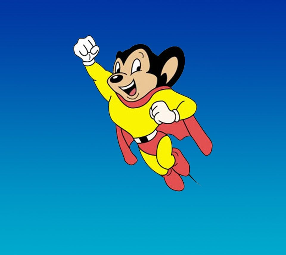 Nice Images Collection: Mighty Mouse Desktop Wallpapers