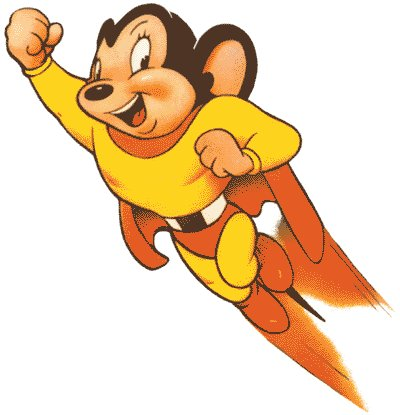 Amazing Mighty Mouse Pictures & Backgrounds