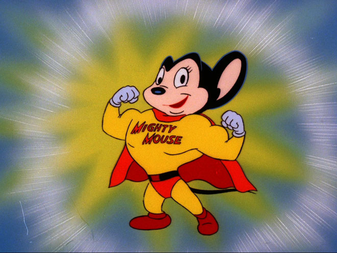 HQ Mighty Mouse Wallpapers | File 75.27Kb