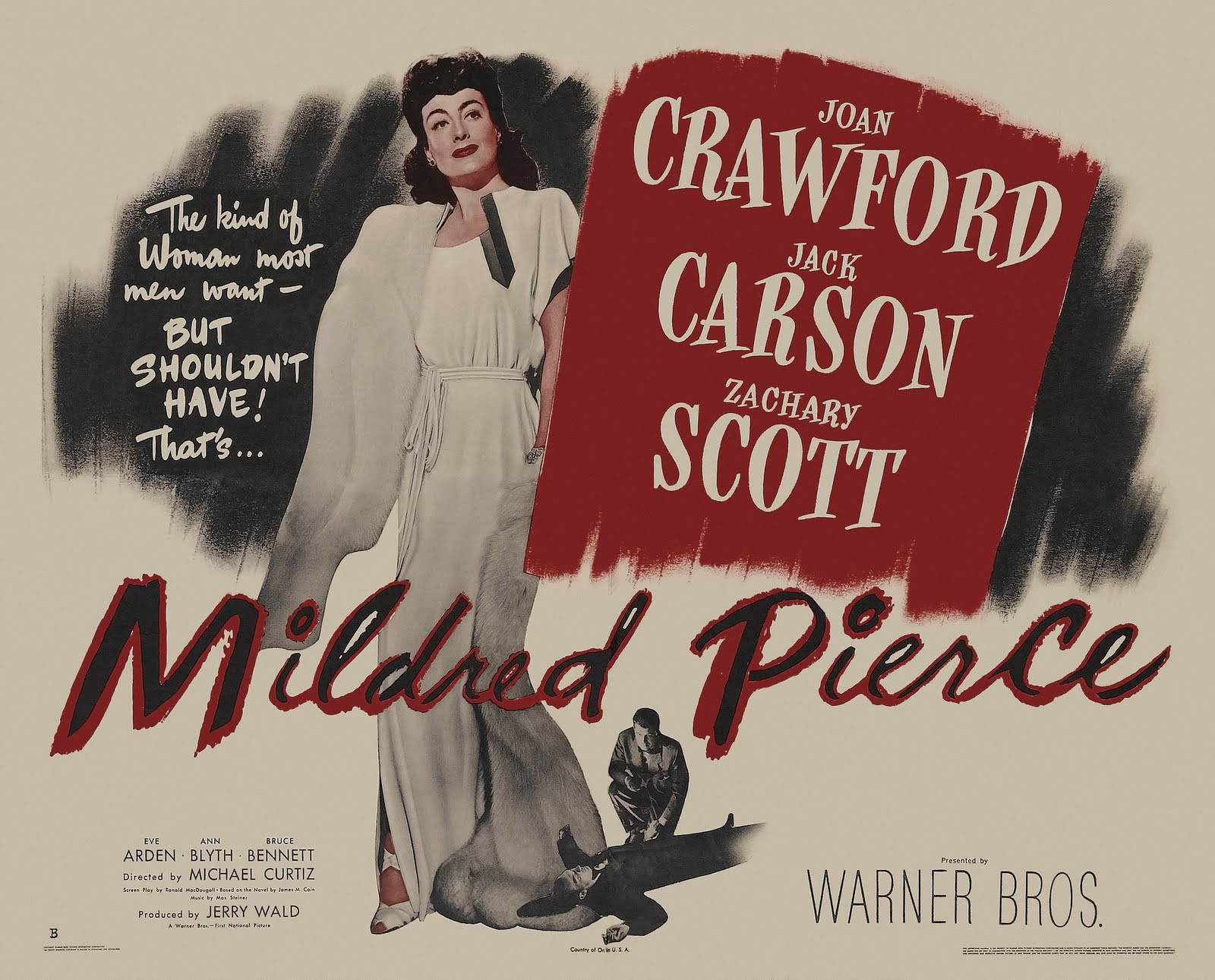 Mildred Pierce #1