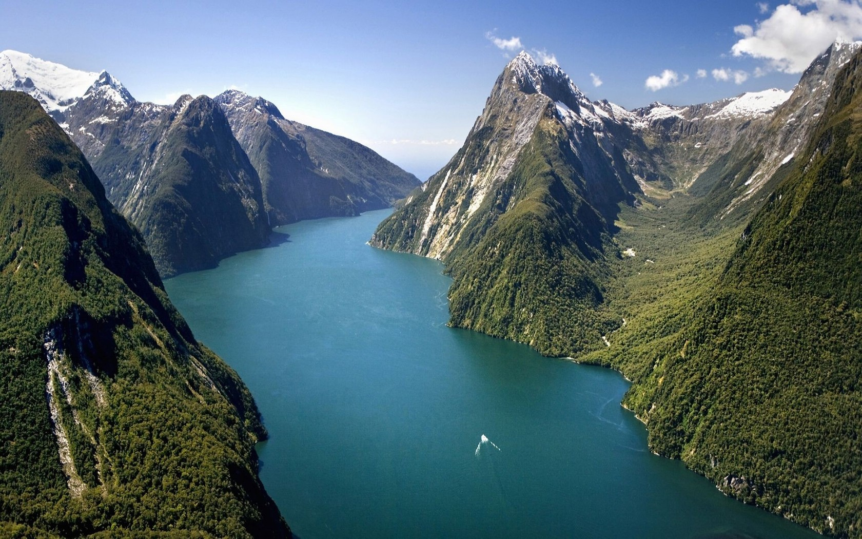 Nice wallpapers Milford Sound 1680x1050px