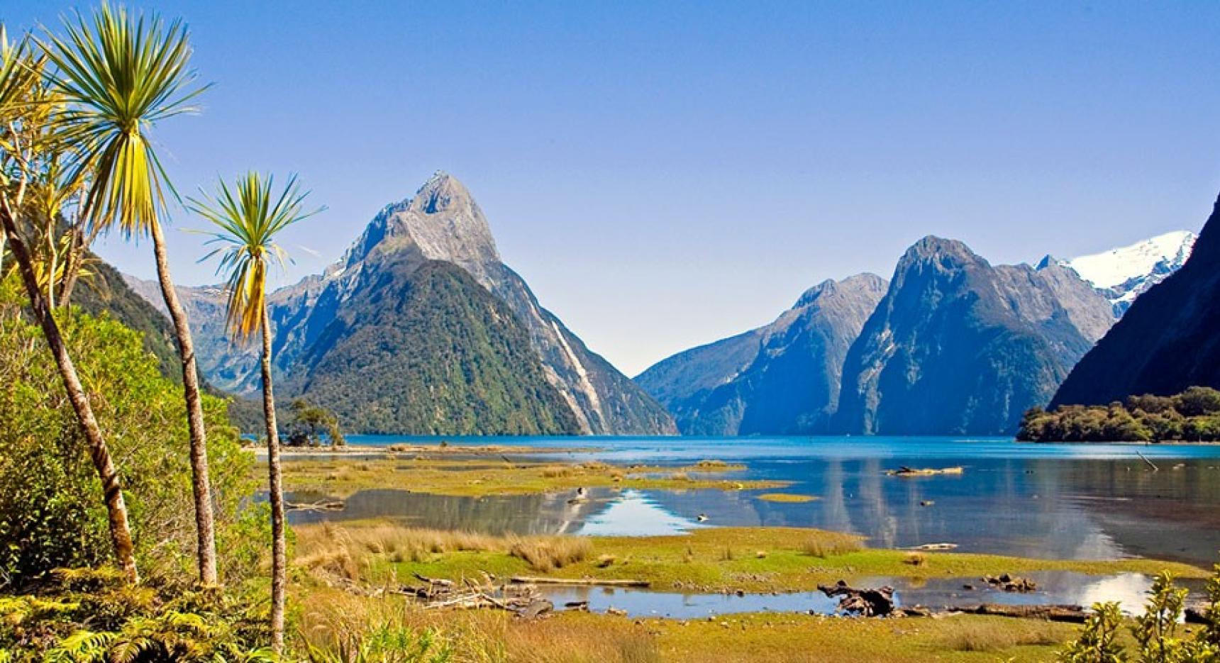 Milford Sound High Quality Background on Wallpapers Vista