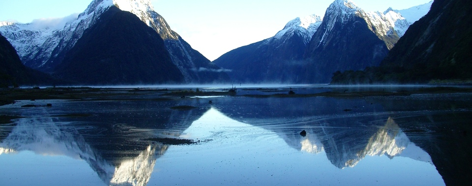 Milford Sound Backgrounds on Wallpapers Vista