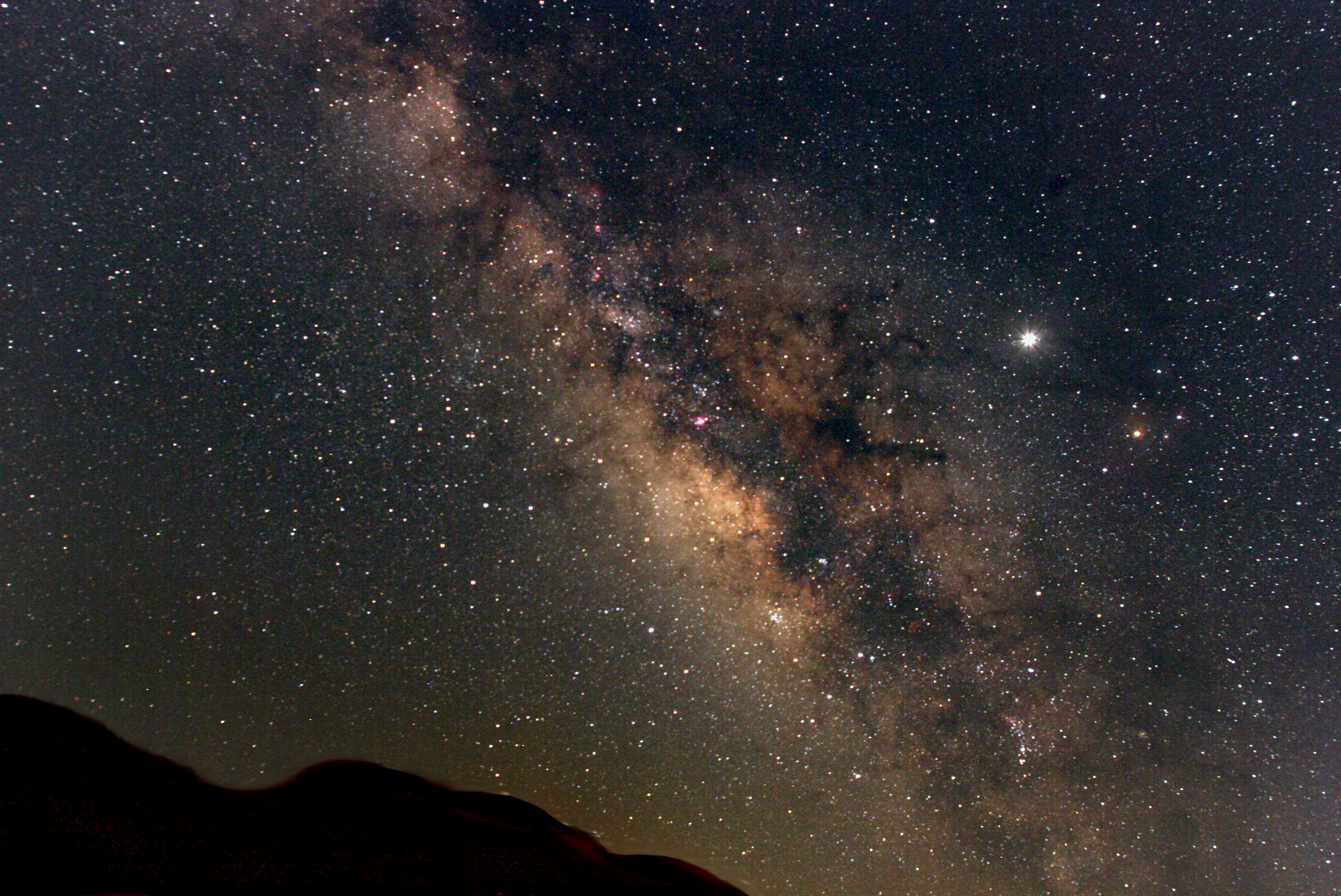 Milky Way High Quality Background on Wallpapers Vista