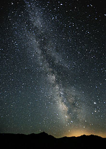 HD Quality Wallpaper | Collection: Sci Fi, 220x308 Milky Way